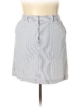 L.L.Bean Casual Skirt Size 18 (Plus)