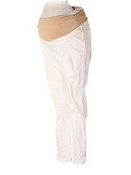 Ann Taylor LOFT Maternity Jeans Size 10 (Maternity)