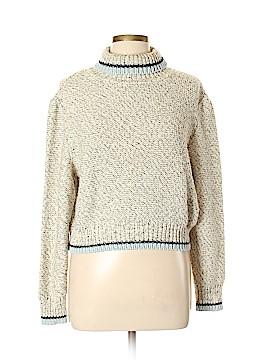 St. John Sport Turtleneck Sweater Size L