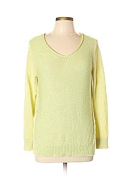 Chico's Design Pullover Sweater Size Lg (2)