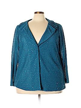 Joan Rivers Long Sleeve Blouse Size 2X (Plus)