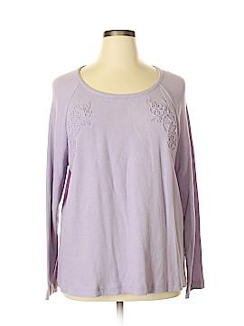 Blair Long Sleeve Top Size XL