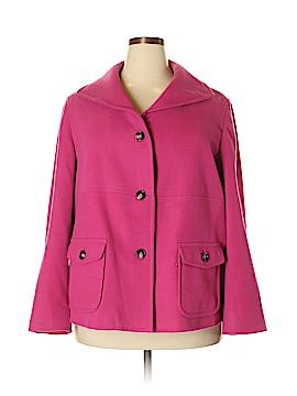 Evan Picone Coat Size 2X (Plus)