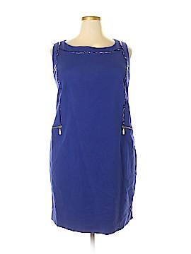 Peter Nygard Casual Dress Size 18 (Plus)