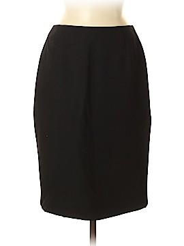 Liz Claiborne Wool Skirt Size 8