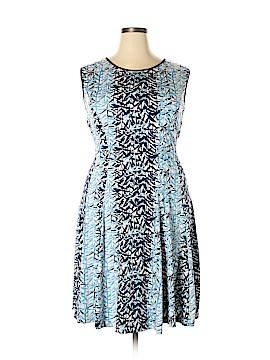 Julian Taylor Casual Dress Size 22 (Plus)