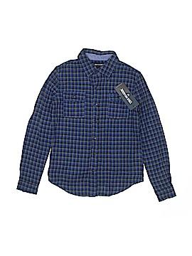 True Religion Long Sleeve Button-Down Shirt Size S (Kids)