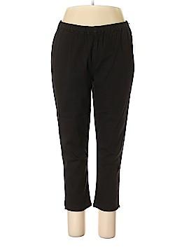 Diane Gilman Casual Pants Size 1X (Plus)