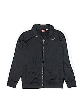 Puma Track Jacket Size M (Youth)