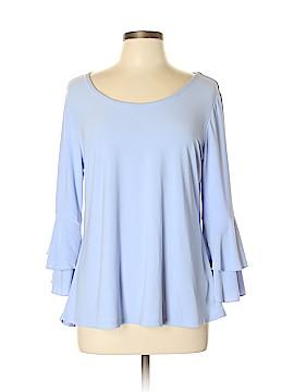 Verve Ami 3/4 Sleeve Blouse Size L