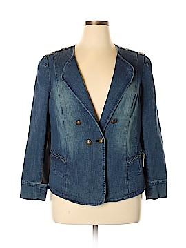 S.C. & Co. Denim Jacket Size XL
