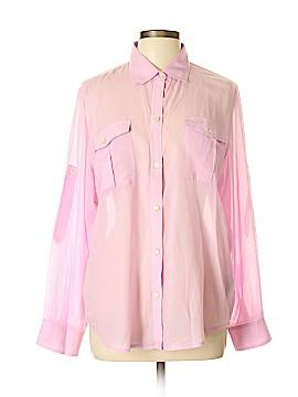 Lauren Jeans Co. Long Sleeve Blouse Size XL