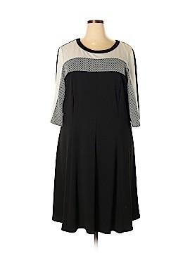 Gabby Skye Casual Dress Size 24W (Plus)