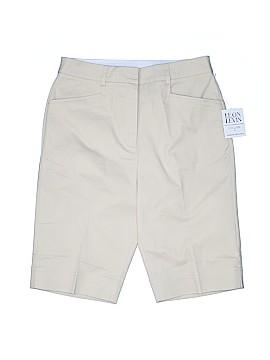 LEON LEVIN Khaki Shorts Size 8