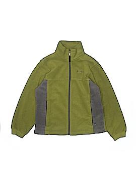 Columbia Fleece Jacket Size 10