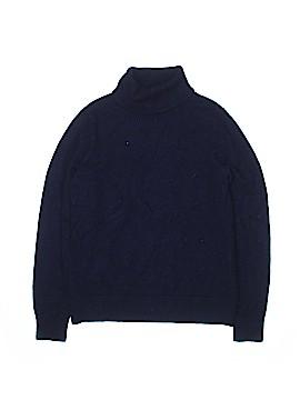 Lands' End Turtleneck Sweater Size 6-8