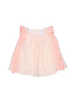 Catherine Malandrino Short Sleeve Blouse Size 12 mo