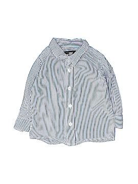 H&M L.O.G.G. Long Sleeve Button-Down Shirt Size 4 - 6