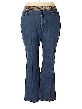 Jeanology Jeans Size 20W (Plus)