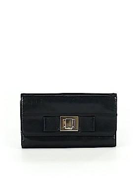 Badgley Mischka Leather Wallet One Size