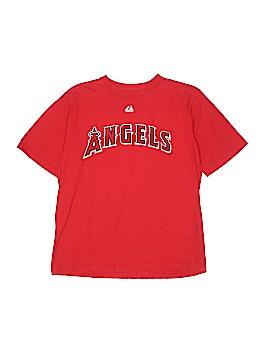 Majestic Short Sleeve T-Shirt Size L (Kids)
