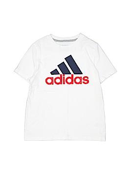Adidas Short Sleeve T-Shirt Size 8 - 10