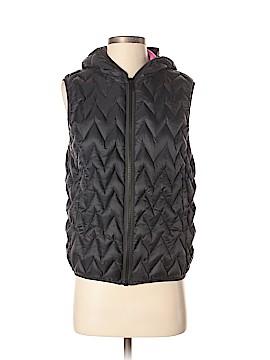 Black Rivet Vest Size M