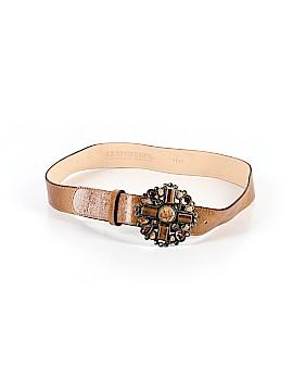 Leatherock Leather Belt Size S
