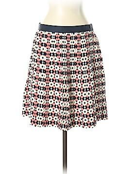 J. Crew Silk Skirt Size 2