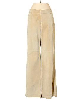 Newport News Leather Pants Size 6