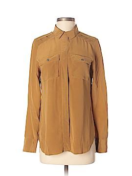 Eliot Long Sleeve Blouse Size XS