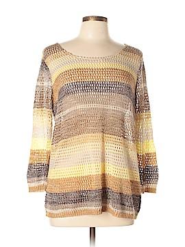CB Pullover Sweater Size 1X (Plus)