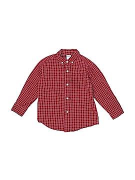 Gymboree Long Sleeve Button-Down Shirt Size 3T