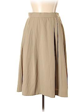 Barry Bricken Wool Skirt Size 18 (Plus)