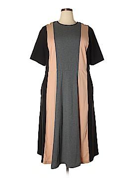EShakti Casual Dress Size 20W (Plus)