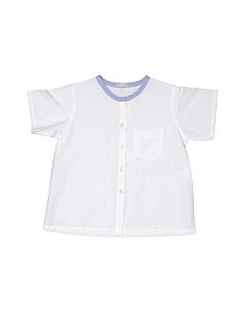 Makie Short Sleeve Button-Down Shirt Size 4