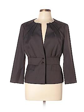 BOSS by HUGO BOSS Silk Blazer Size 10