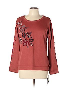 Jolt Pullover Sweater Size L