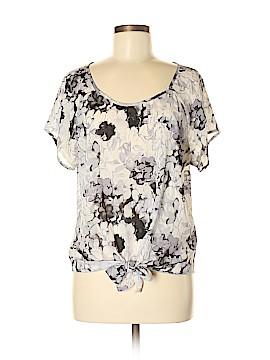 Bjewel Short Sleeve Blouse Size M