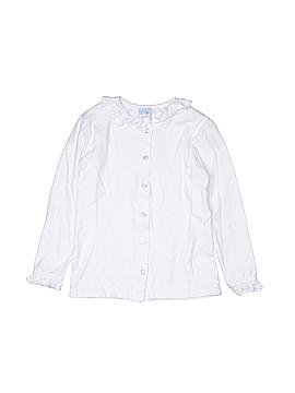 Bella Bliss Long Sleeve Top Size 7