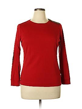 Lauren Jeans Co. Long Sleeve Top Size 1X (Plus)