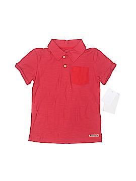 Hudson Short Sleeve Polo Size 4T