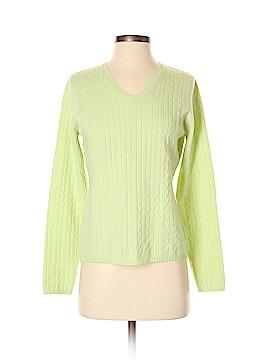 KIRKLAND Signature Cashmere Pullover Sweater Size S