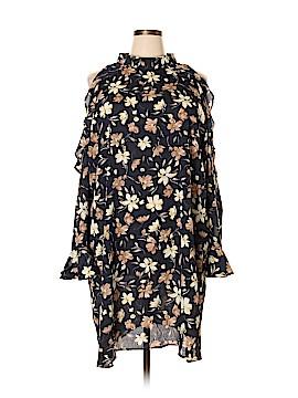 Angie Casual Dress Size 3X (Plus)