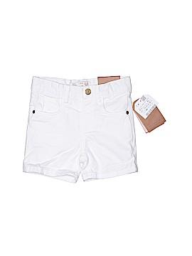 Zara Baby Denim Shorts Size 9-12 mo