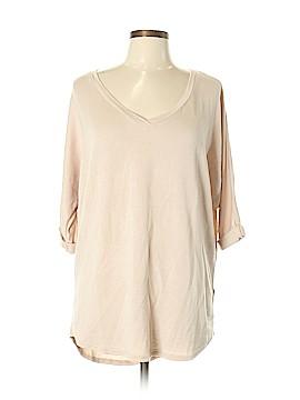Tresics 3/4 Sleeve Top Size L