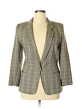 Giorgio Armani Wool Blazer Size 14