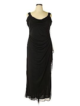 Alex Evenings Cocktail Dress Size 16 (Petite)