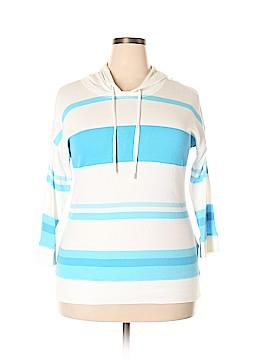 L-RL Lauren Active Ralph Lauren Pullover Hoodie Size 1X (Plus)