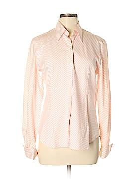 Audrey Talbott Long Sleeve Button-Down Shirt Size M